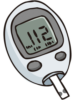 Blood glucose monitor 2