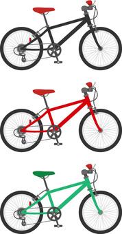 Bicycle 5 mountain bike