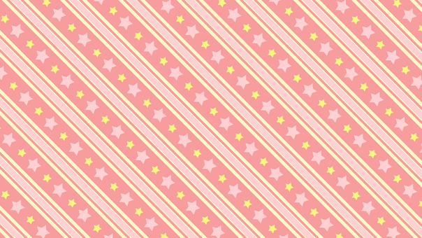 Stars stripes pink background wallpaper