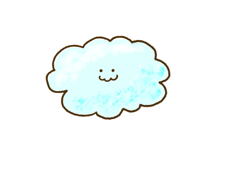 (Weather) cloudy