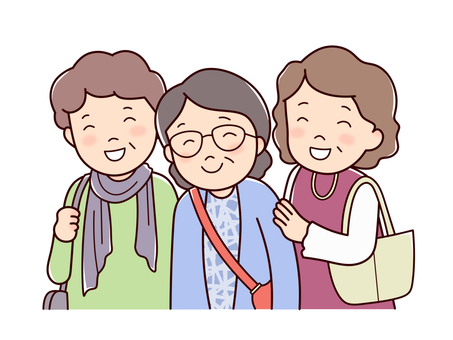 Aunt threesome
