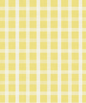 Plaid cloth (yellow)