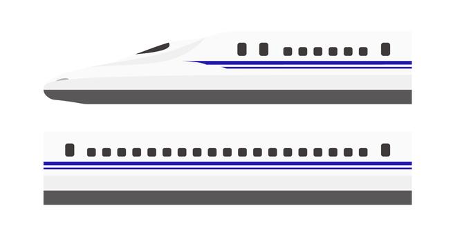 N700 Series Shinkansen (Tokaido / Sanyo)
