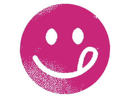 Happy pink 001
