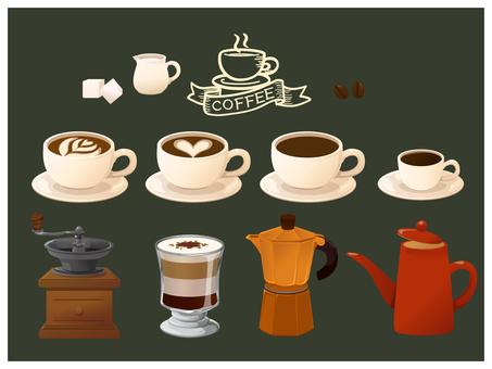 コーヒー イラスト01