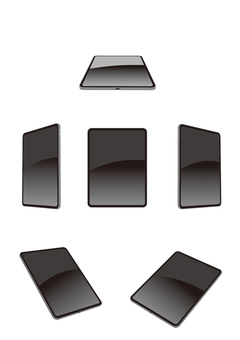Tablet Multi Angle Set