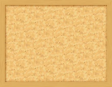 Bright cork board _ cork