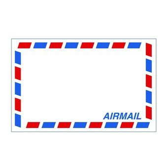 Envelope Air Mail