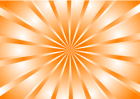 Three-dimensional spark orange