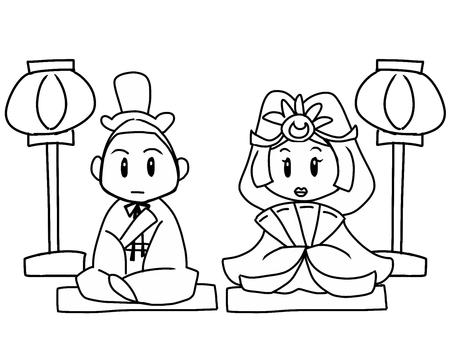 Dolls (drawing)
