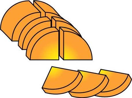 銀杏切胡蘿蔔