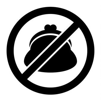 Cashless image icon