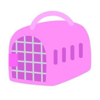 Care bag of a cat