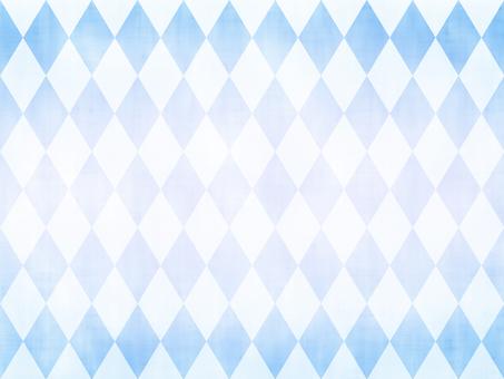 Blue simple diamond (Argyle) pattern background