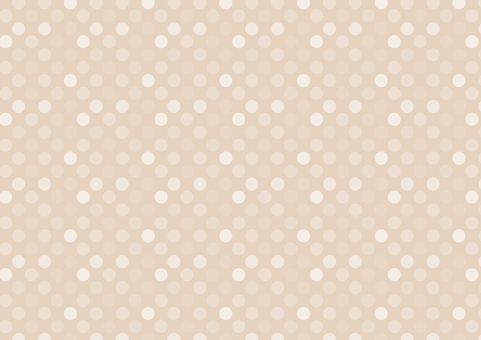 Seamless Dots Background Chocolate Milk