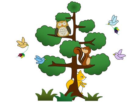 Animals _ Forest friends _ 1