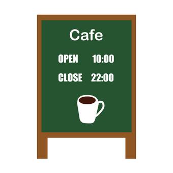 Signboard (cafe)