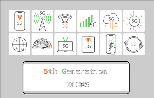 Icon [5G_Color_Frame]