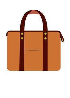가죽 가방 (차)