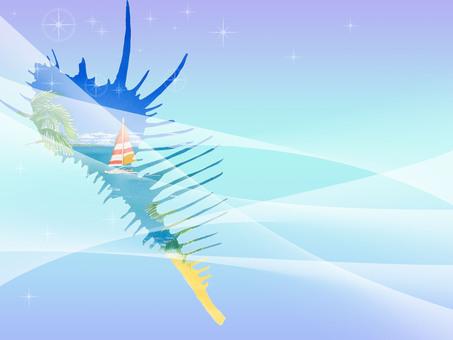 Fantastic sea ★ 0162-B