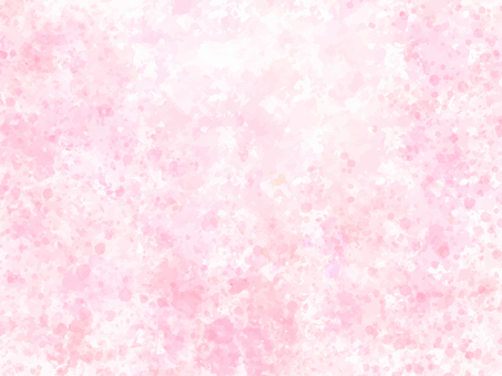 Various uses! A fantastic background painting that can be used (pink)
