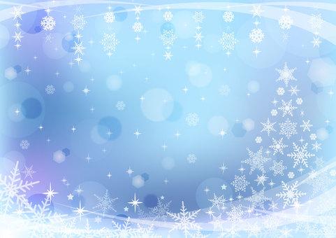 Winter Material Christmas 322