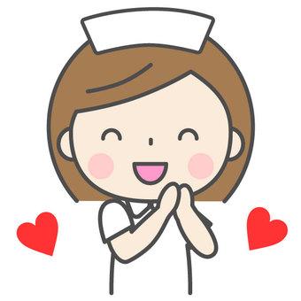 快樂的護士