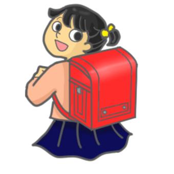 Schoolgirl girl