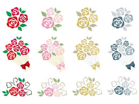 Material 04 (Rose 01)