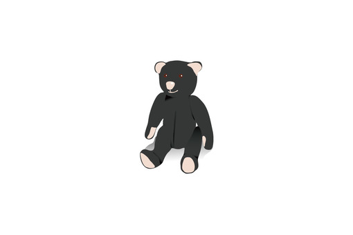 我的玩具熊