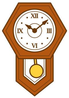 振り子時計4c