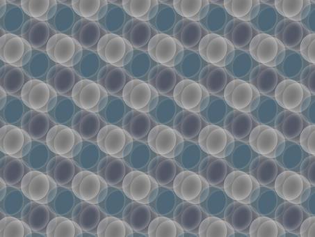 Round astringent pattern