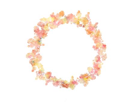 작은 꽃 열매 임대
