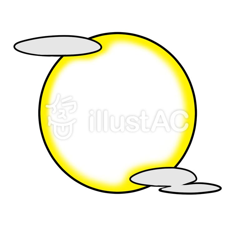 Freie Cliparts: Rahmen Mondbetrachtung Monat Anmerkungen - {ID ...