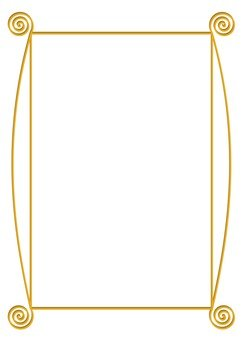 黃金漩渦框架