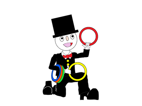 juggling ring ring