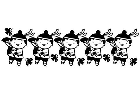 すずめ踊り-1c