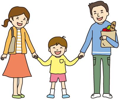 Odekake family