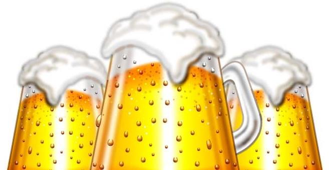 Beer toast L