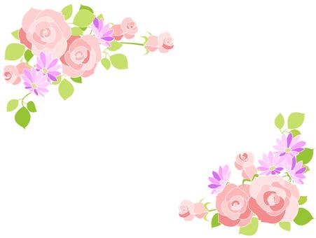 Flower frame 5