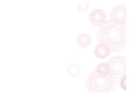 텍스처 소용돌이 모양 핑크