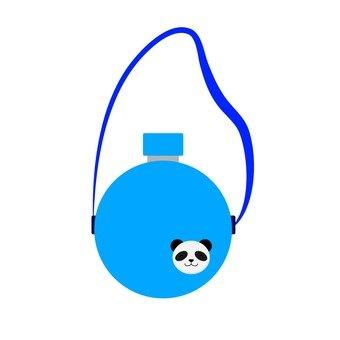 Water bottle (panda)
