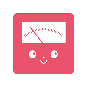 Seismograph _ Geiger Counter _ Character _ Pink
