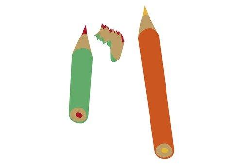 To sharpen a pencil