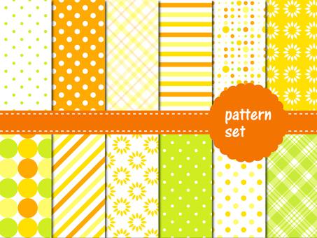 Pattern set 09