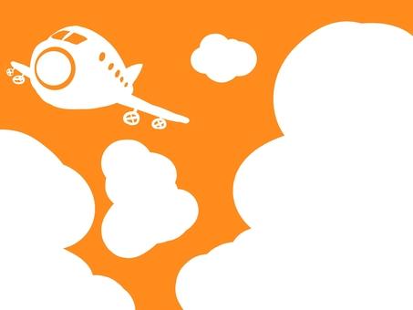 Flight aircraft 0302