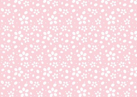 Cherry blossoms pattern