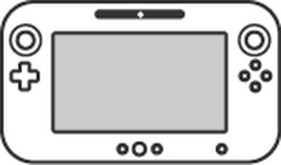 TV game controller