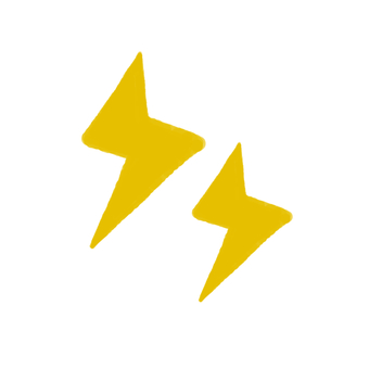 Thunder mark
