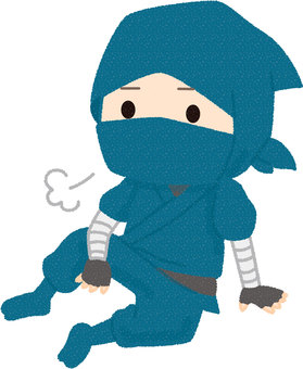 A small break ninja
